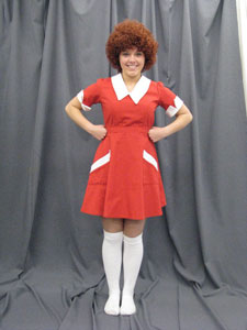 how to make orphan costume