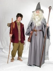 Gandalf and The Hobbit