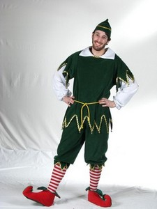 Mrs. Clause · Green Elf  sc 1 st  The Costume Gallery & Christmas Costumes costume rental