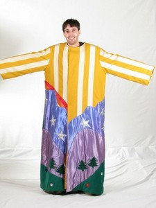 Dreamcoat; front