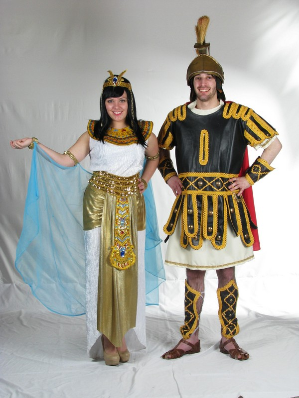 Cleopatra and Marc Antony  sc 1 st  Costume Gallery & Costume Gallery
