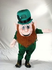 St. Patty's Day Leprechaun
