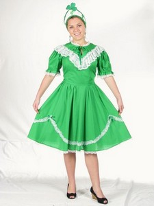 St. Patricks Girl #2