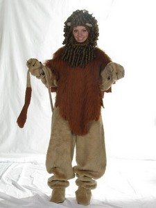 Cowardly Lion (small)