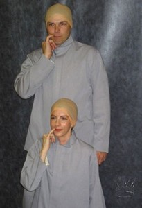 Dr. Evil and Mini Me