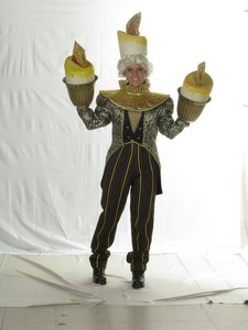 Lumiere Enchanted Tailcoat