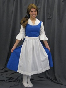 Belle's day dress