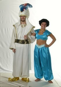 Aladdin Costumes Click for more photos