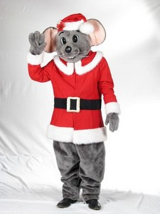 Chirstmas Mouse