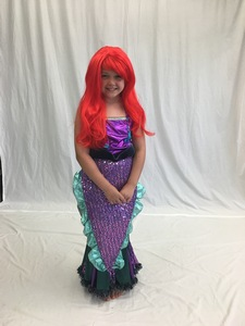 Ariel Little Mermaid Costume