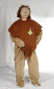 Cowardly Lion #3