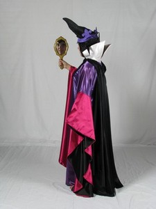 Maleficent with Mirror